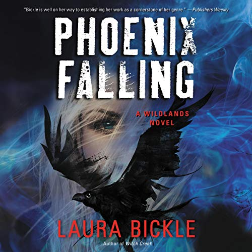 Phoenix Falling audiobook cover art