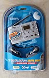 Coby CX-53 AM/FM Radio with Digital Display & Alarm Clock (Discontinued by Manufacturer)
