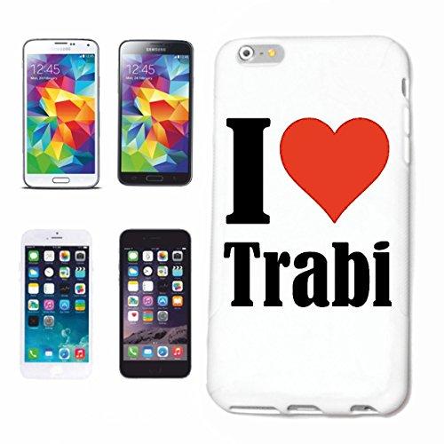 Reifen-Markt Handyhülle kompatibel für iPhone 6S I Love Trabi Hardcase Schutzhülle Handy Cover Smart Cover