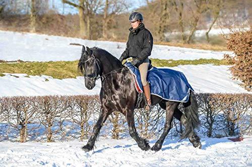 Bucas Riding - Ausreitdecke Nierendecke wasserdicht 125 cm = S