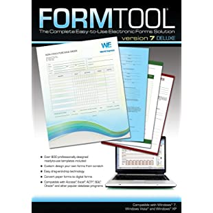 Form Tool Deluxe V7 [Download]