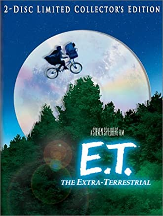 E.T. - The Extra-Terrestrial (Full Screen Collector's Edition) by Henry Thomas