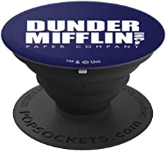 The Office Dunder Mifflin PopSocket - PopSockets Grip and Stand for Phones and Tablets