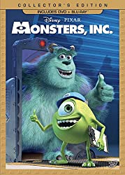 Best Halloween Movies for Kids - Monsters, Inc