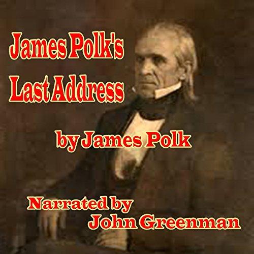 James Polk's Last Address cover art