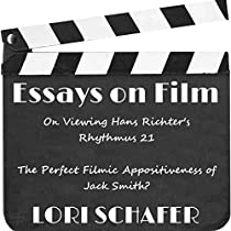 german essays on film Richard w mccormick is director, honors-college of liberal arts and professor of german at the university of minnesota alison guenther-pal teaches at the university of minnesota in the department of german, scandanavian and dutch.