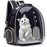 Henkelion Cat Carrier Dog Carrier Backpack, Pet Carrier Back Pack Front Pack for...