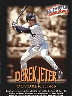 best website 5f247 6cac2 Amazon.com: Derek Jeter - Sports: Collectibles & Fine Art