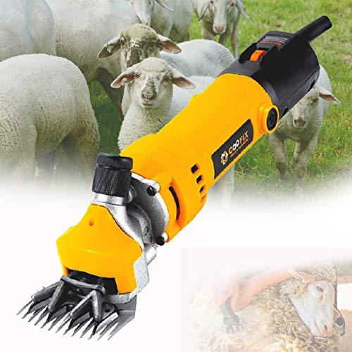 ZPCSAWA Sheep Shearing Clippers, Sheep Shearing, Sheep Equipment UK Plug...