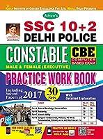 Kiran SSC 10+2 Delhi Police Constable CBE Practice Work Book (English Medium) (3078)