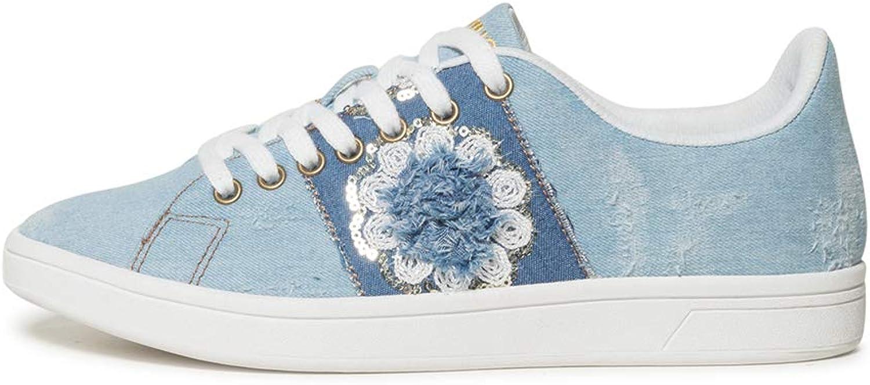 Desigual Women's shoes (Cosmic_Exotic Denim) Low-Top Sneakers