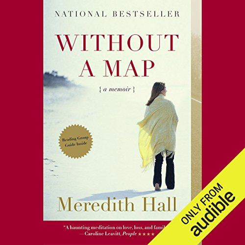 Without a Map audiobook cover art