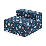 Ready Steady Bed Colchon Plegable para Niños | Silla Plegable Individual para Niños | Ideal para Sala de Estar Dormitorio Sala de Juegos | Puff Cama Plegable - Ligero y Cómodo (Champion)