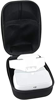 Hermitshell Hard EVA Travel Case Fits DJI Goggles Immersive FPV Double 1920×1080 HD Screens Drone Accessories