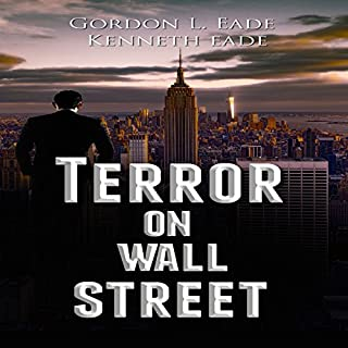 Terror on Wall Street audiobook cover art