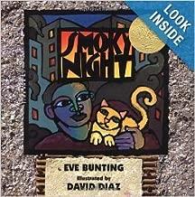 Smoky Night (Special Hardcover Edition) Caldecott Medal Award