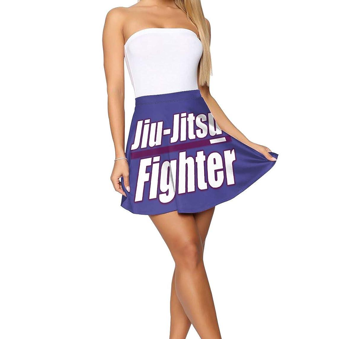 彼らは権限を与える写真撮影柔術の戦い レディース ショートスカート フレア 夏 柔らかい おしゃれ 日常 シンプル パーティー ミニスカ