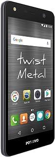 Smartphone Desbloqueado, Positivo, 3900600, 16GB, 5.2'', Cinza