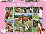 Schmidt Spiele- Puzle Infantil (150 Piezas), Color Rosa. (SCH56269)