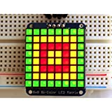 Adafruit 1.2インチ2色LEDマトリックス基板 【902】