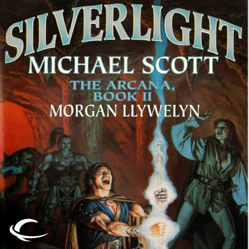 Silverlight audiobook cover art