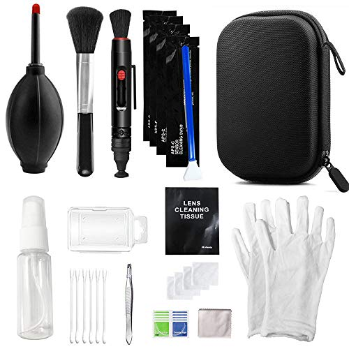 Daymi Professional Camera Cleaning Kit with Waterproof Bag,Lens Cleaning...