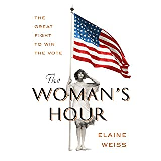 The Woman's Hour audiobook cover art