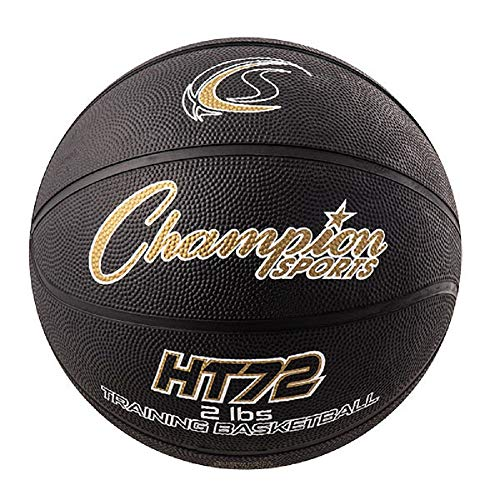 "Champion Sports Weighted Basketball Trainer, Official (Size 7 - 29.5"") - 2 lbs"