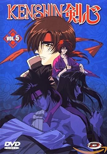 Kenshin tv vol 5 vost