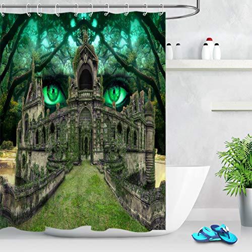 cortinas baño ganchos
