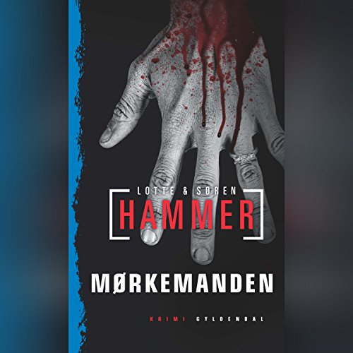 Mørkemanden audiobook cover art