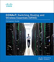 Switching, Routing, and Wireless Essentials v7.0 (SRWE) Companion Guide Front Cover