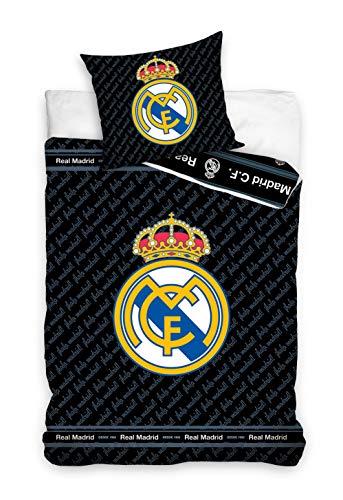 Real Madrid RM181052-135 Parure de lit 135 x 200 cm