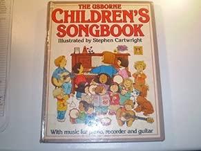 usborne children's songbook