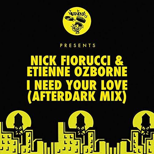 Nick Fiorucci & Etienne Ozborne
