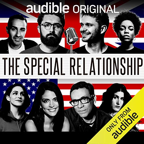The Special Relationship cover art