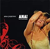 Songtexte von Ana Popović - ANA! Live in Amsterdam