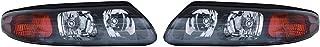 Fits Pontiac Bonneville 00-9/1/03 Headlight Assembly(NON-GXP Model) Pair Driver and Passenger Side (DOT Certified) GM2502215, GM2503215