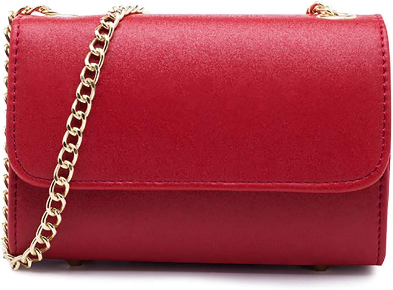 SHAN Fashion Messenger Messenger Messenger Bag Kette Umhängetasche B07H5M3D5W  Kostenlos 12a9d9