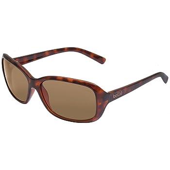 Bolle Molly Sunglasses Shiny Black Smoke