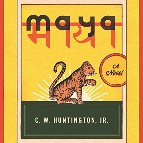 Maya audiobook cover art