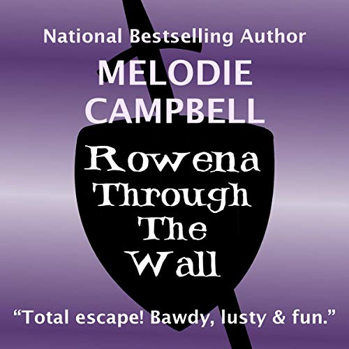 Rowena Through the Wall cover art