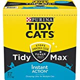 Purina Tidy Cats Tidy Max Litière agglomérante pour chat 17,2 kg