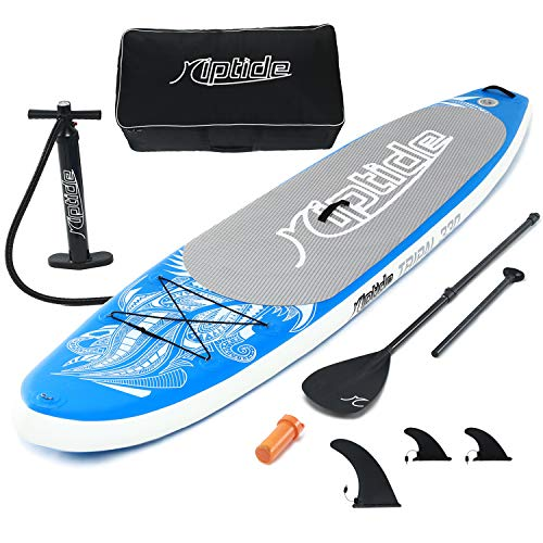 riptide Aufblasbares Stand Up Paddle (SUP) Board-Set TRIPAL 330cm