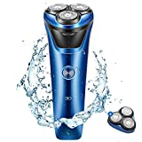 Electric Shaver for Men, IPX7 Waterproof Men's Electric Razor with a Razor Replacement