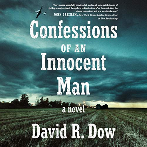 Confessions of an Innocent Man audiobook cover art
