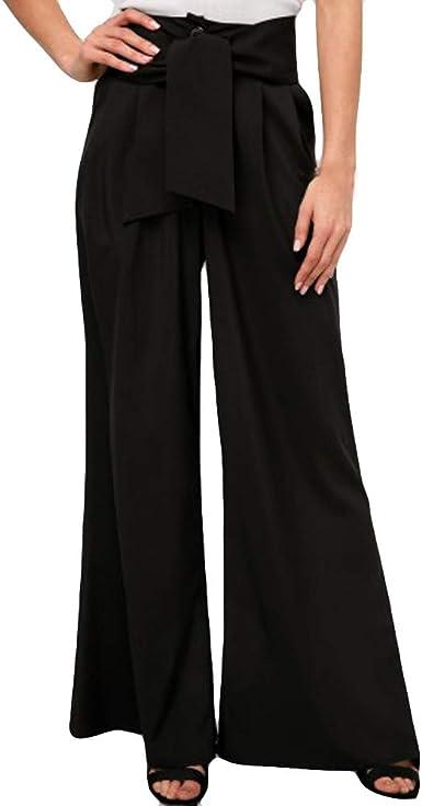 Amazon Com Lokodo Pantalones Sueltos Para Mujer Clothing