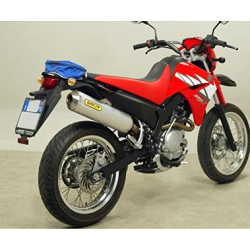Arrow Auspuff Komplett f. Yamaha XT 125 R uvm. Alu/VA AR-52502AO Motorrad