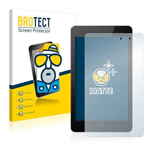 BROTECT 2X Entspiegelungs-Schutzfolie kompatibel mit HP Envy 8 Note Bildschirmschutz-Folie Matt, Anti-Reflex, Anti-Fingerprint