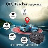 IMG-1 gps tracker 10000mah monitoraggio in